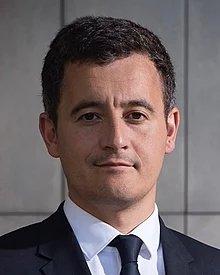Gérald DARMANIN, ministre de l'intérieur.  Photo : Web